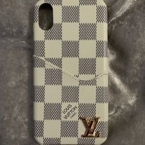 Accessories - Fickle monster Louis Vuitton IPhone X/XS case